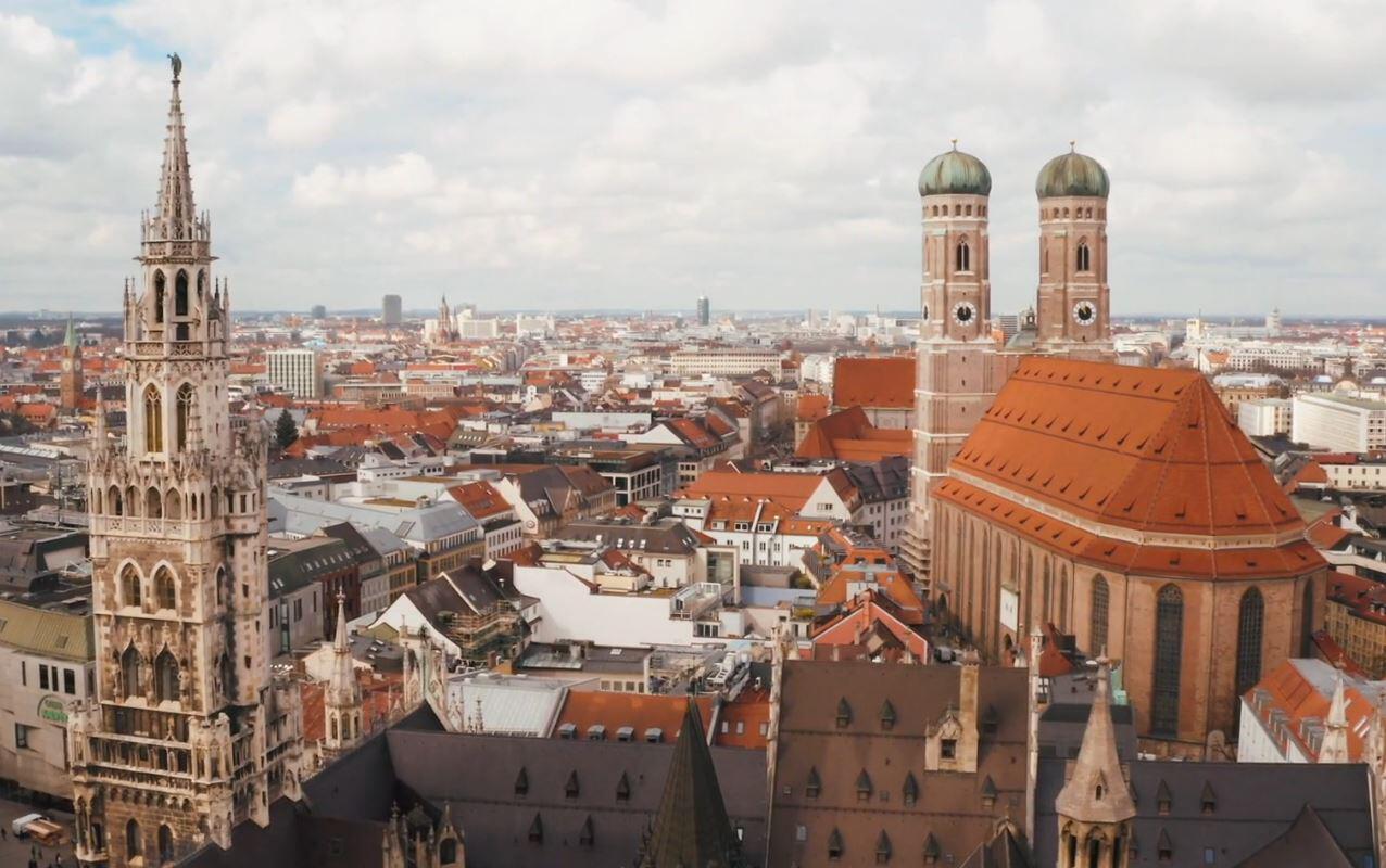 Bild zu München
