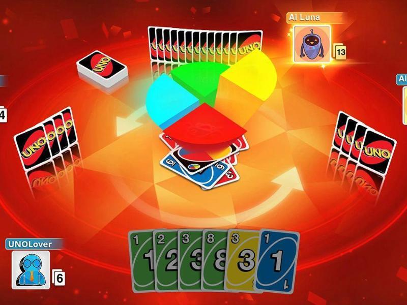 Bild zu Uno auf der Nintendo Switch