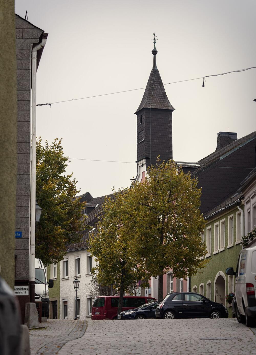 Stadtansicht Lichtenberg