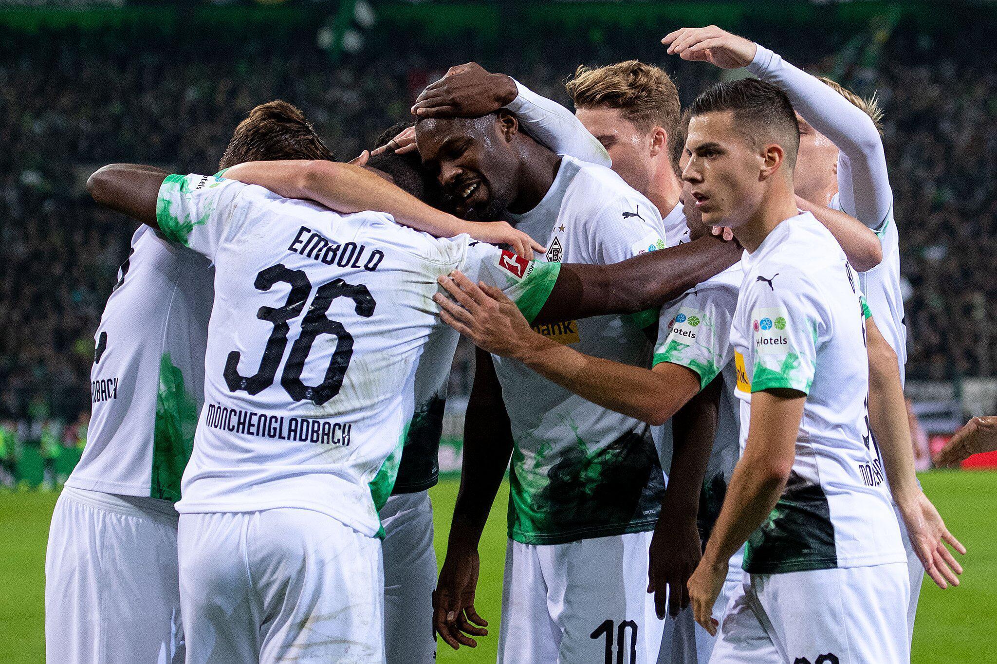 Bild zu Borussia Mönchengladbach - Eintracht Frankfurt
