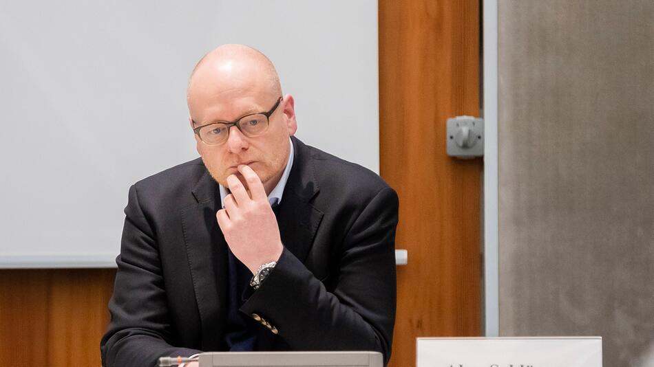 FDP-Abgeordneter Schlömer
