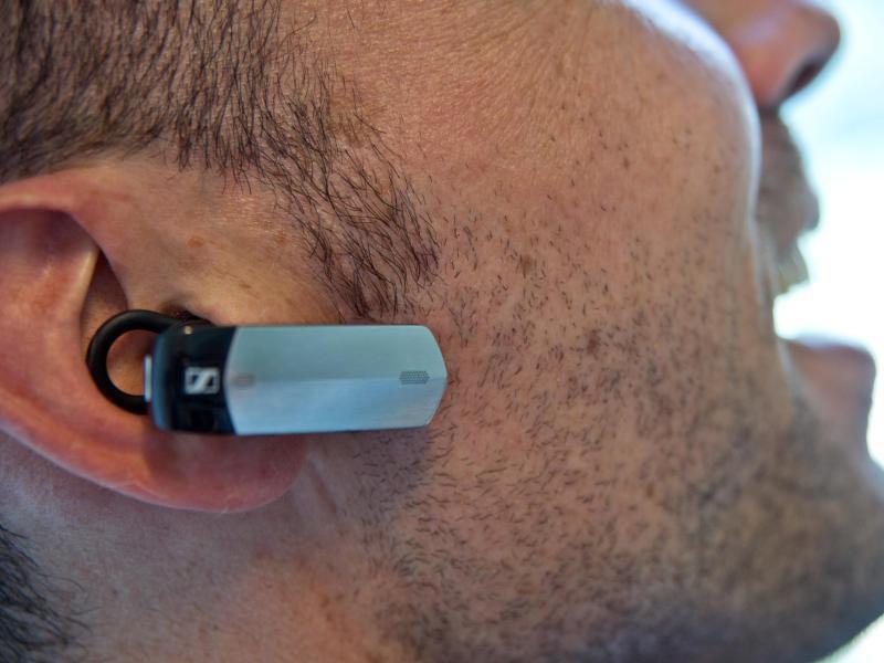 Bild zu Technik am Ohr