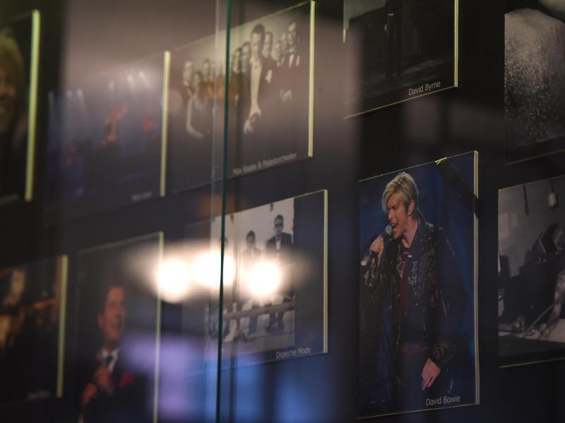 Bild zu Bowie in Berlin
