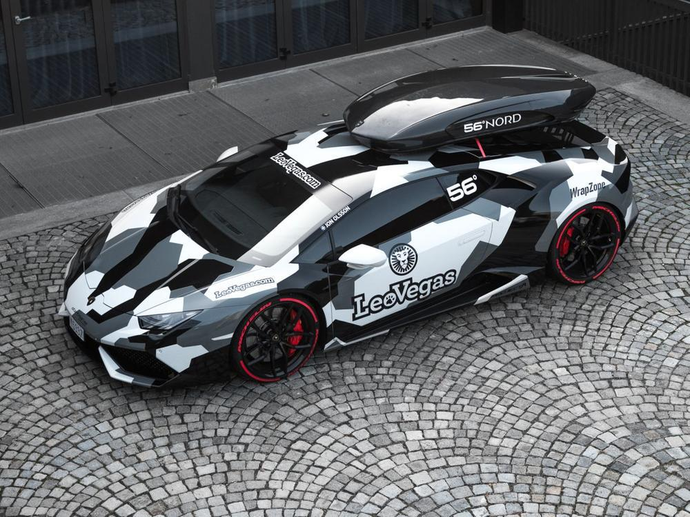 Bild zu Lamborghini Huracán vonJon Olsson
