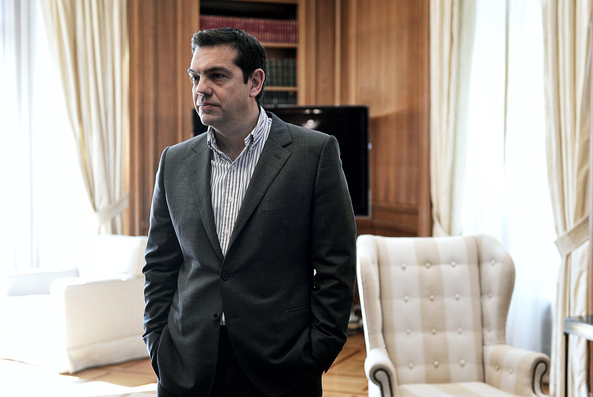 Bild zu Griechenlands Regierungschef Tsipras