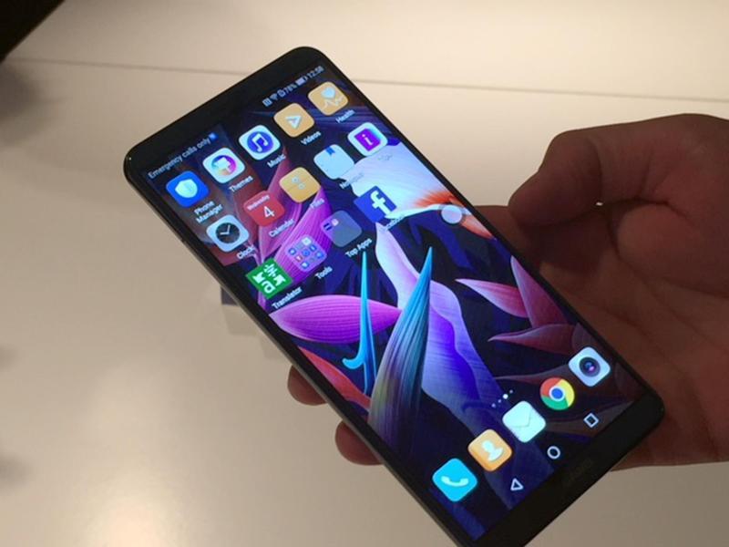 Bild zu Huawei «Mate 10 Pro»