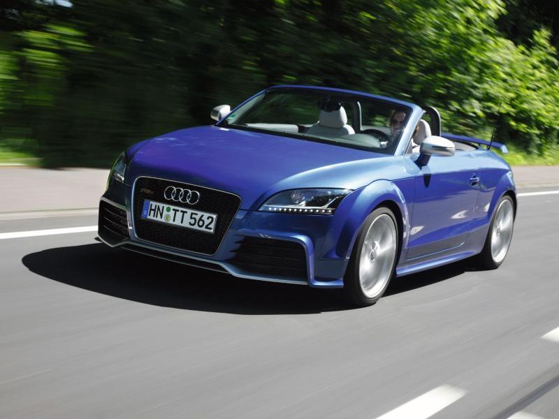 Bild zu Audi TT