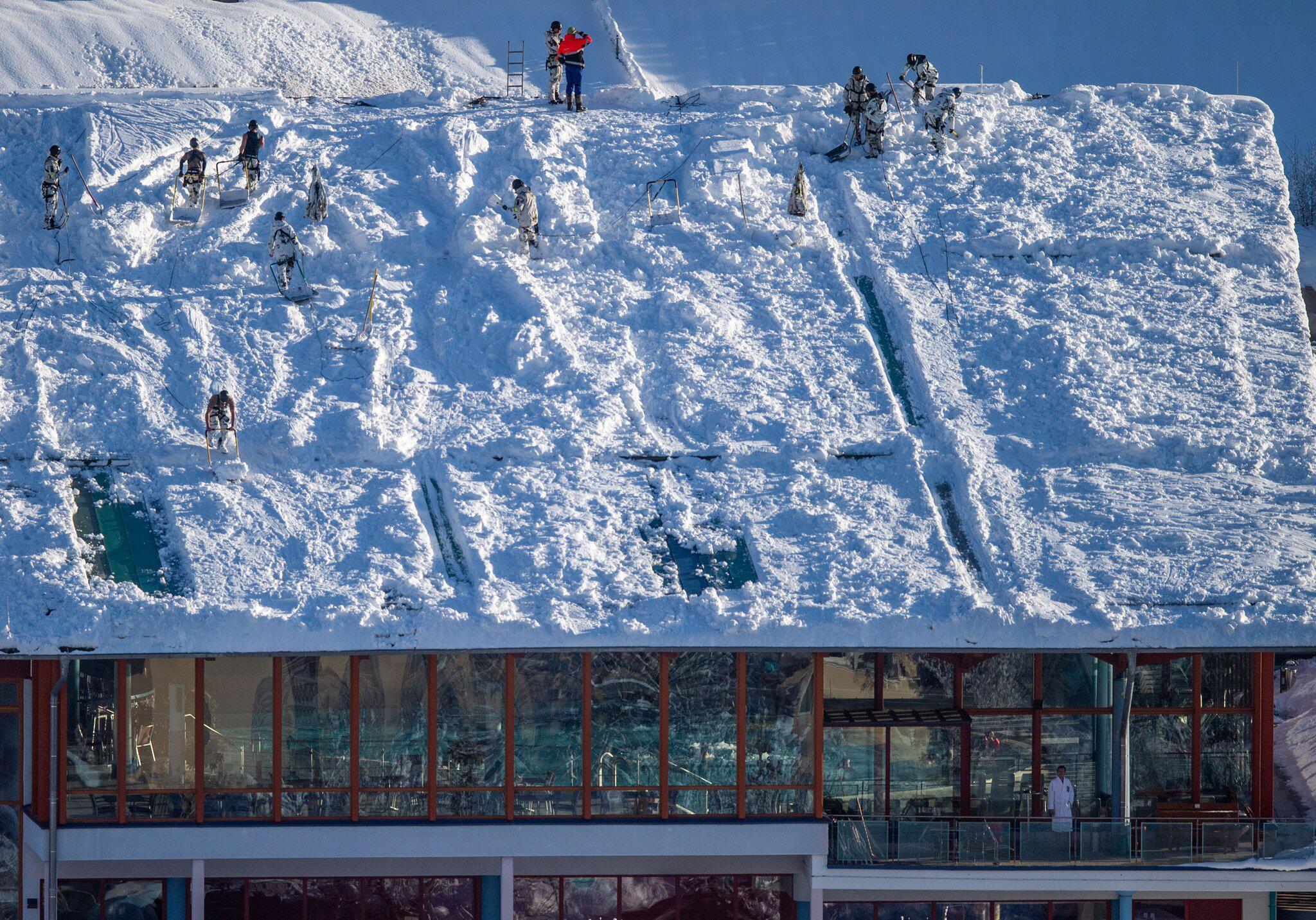 Bild zu Winterwetter in Berchtesgaden