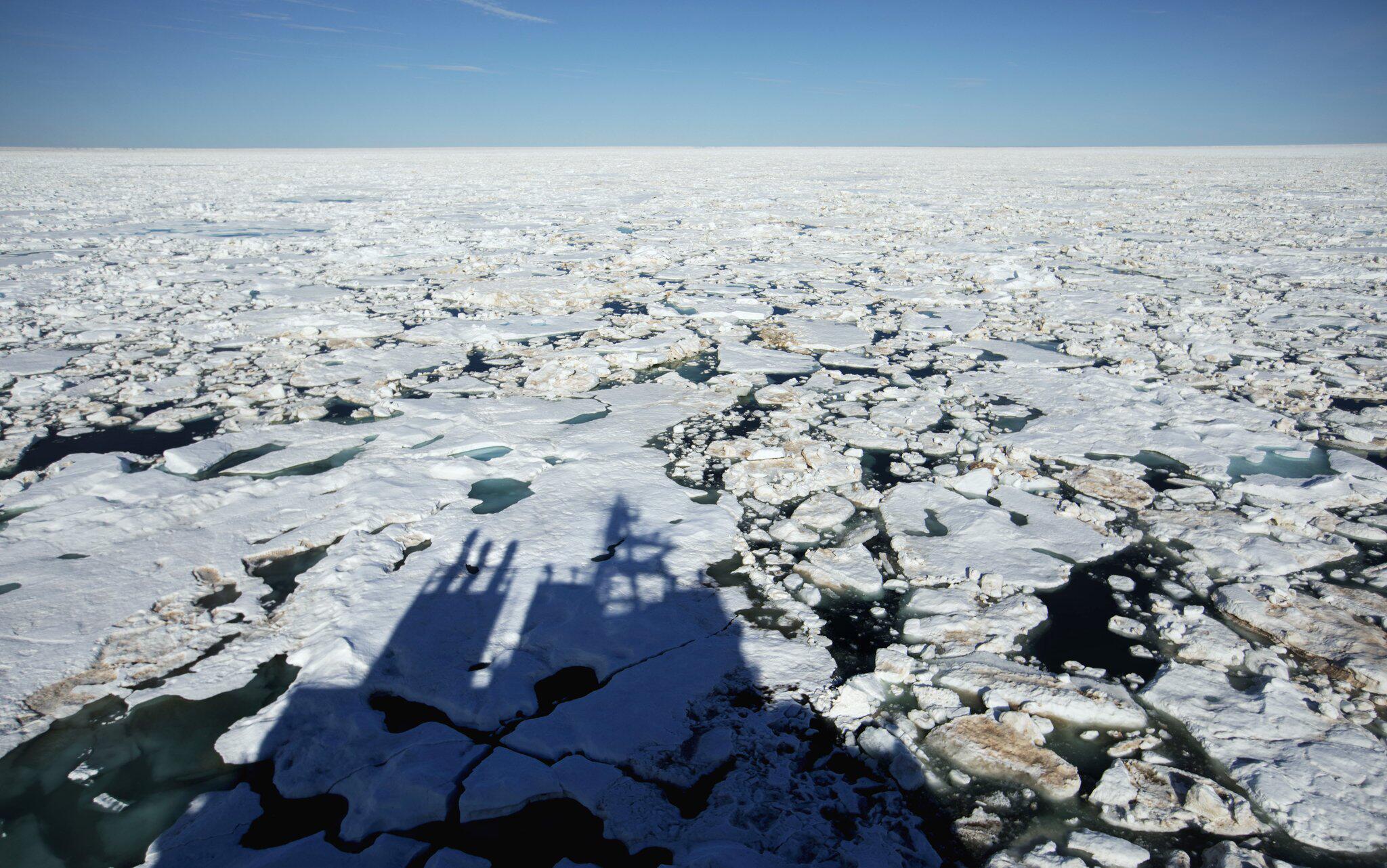 Bild zu Arktis