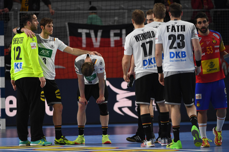 Bild zu Handball-EM: Deutschland - Spanien