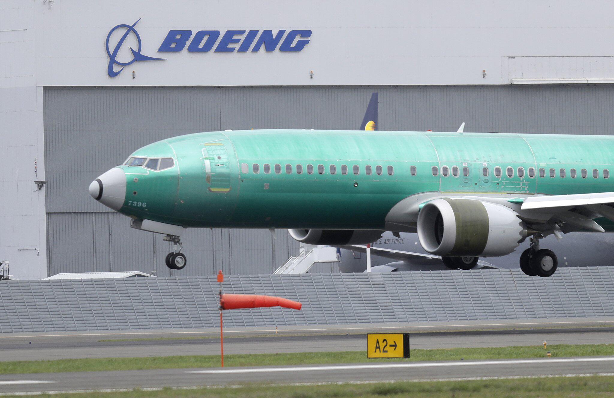 Bild zu Boeing - 3. Quartal