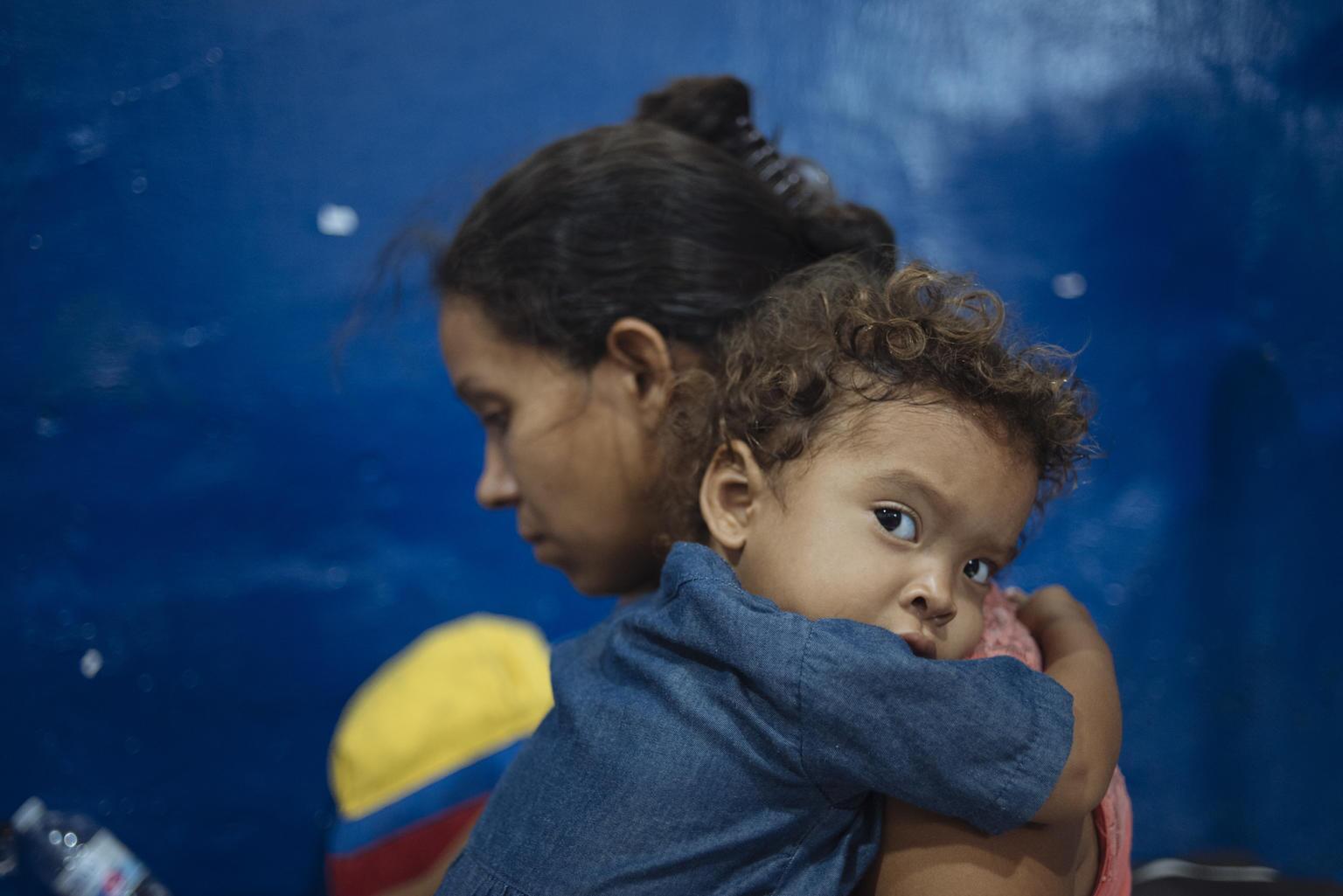 Bild zu Flucht, Kolumbien, Venezuela, Ecuador