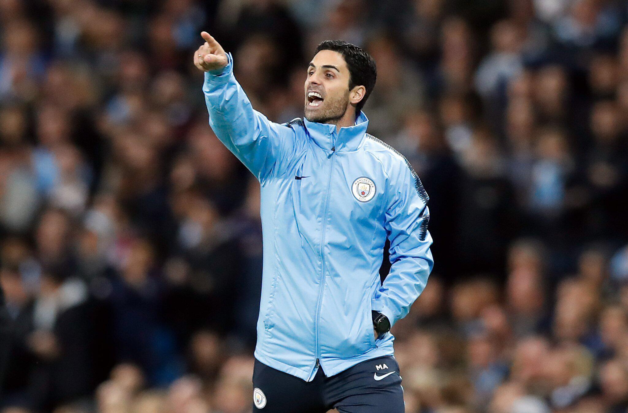 Bild zu Guardiolas Co-Trainer Arteta