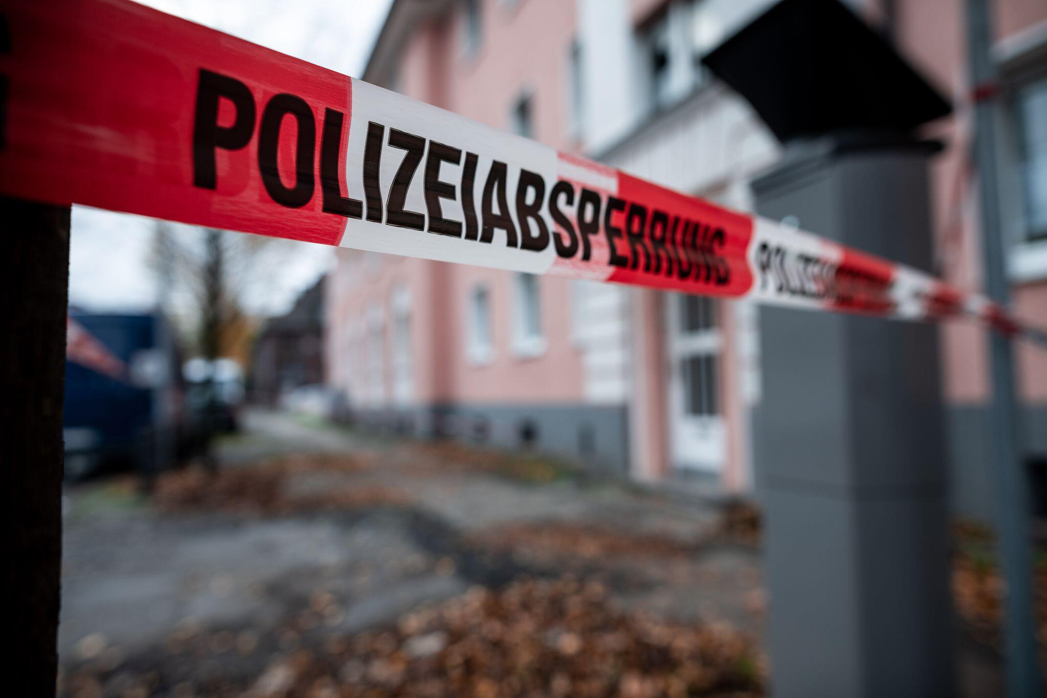 Bild zu Stichwaffen-Angriff in Oberhausen
