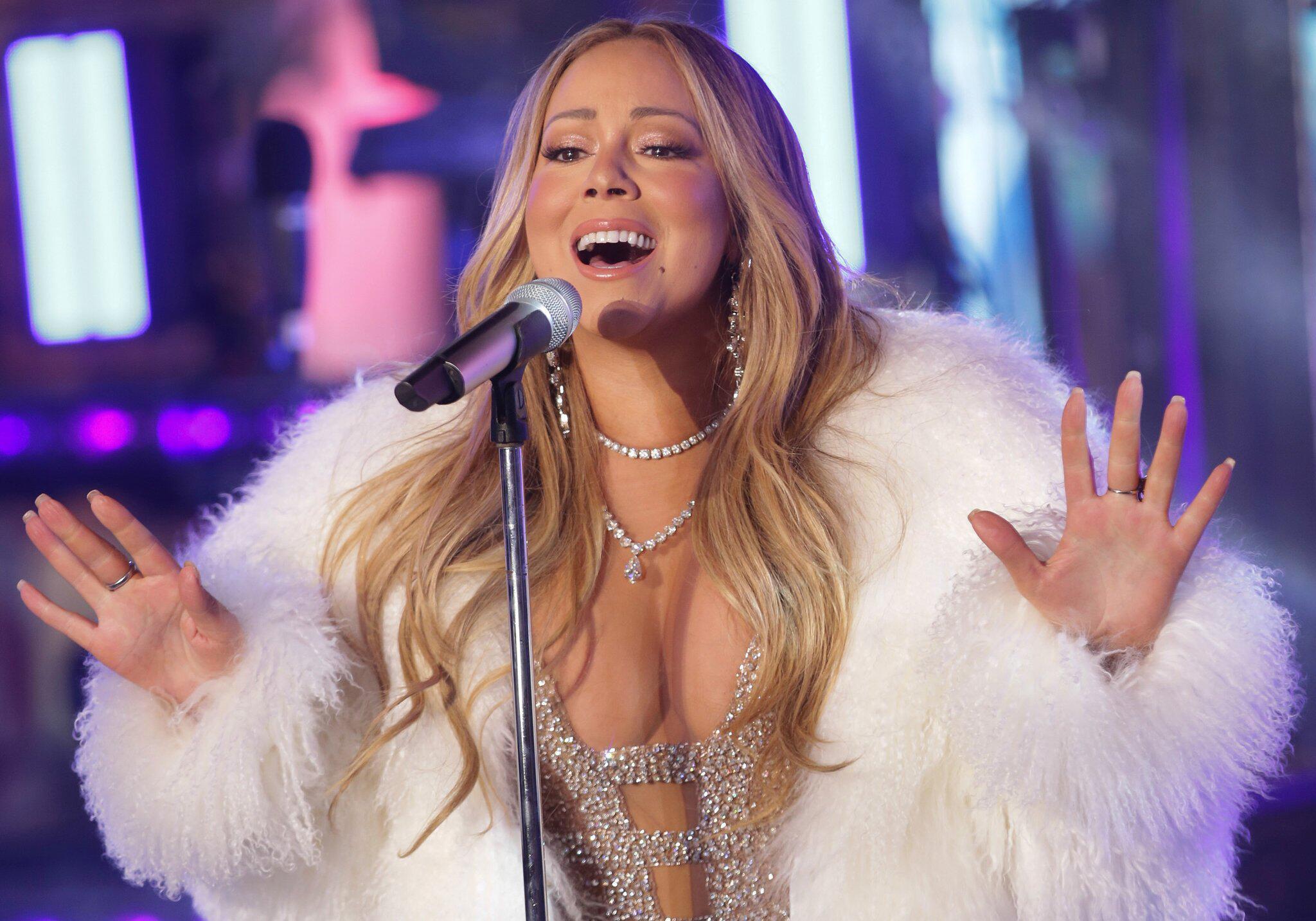 Bild zu Mariah Carey
