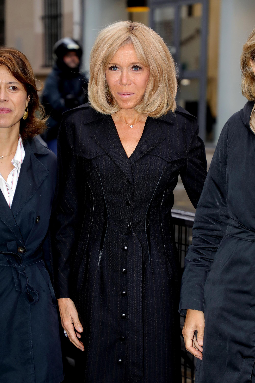 Bild zu Brigitte Macron