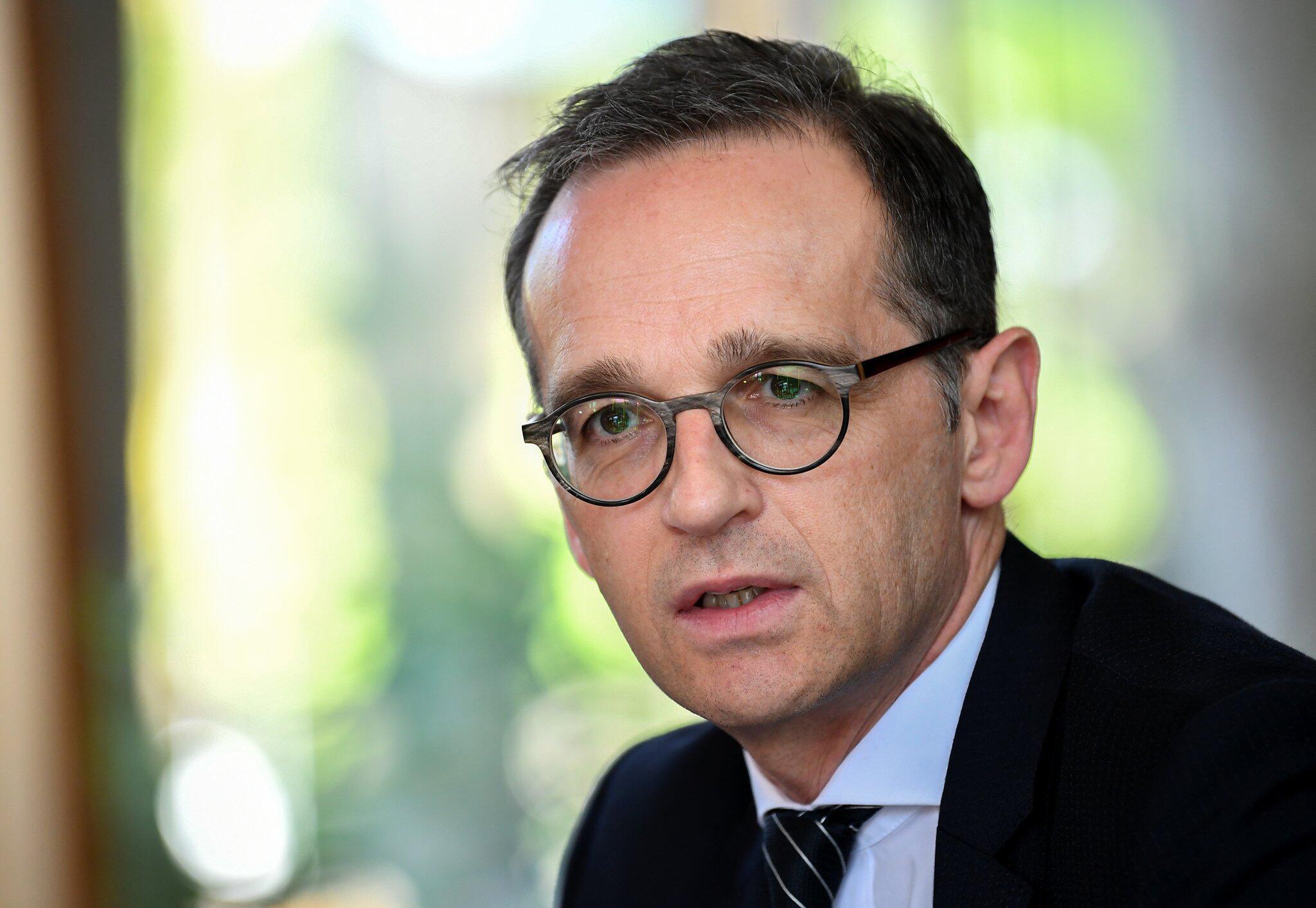 Bild zu Heiko Maas, Außenminister, Litauen