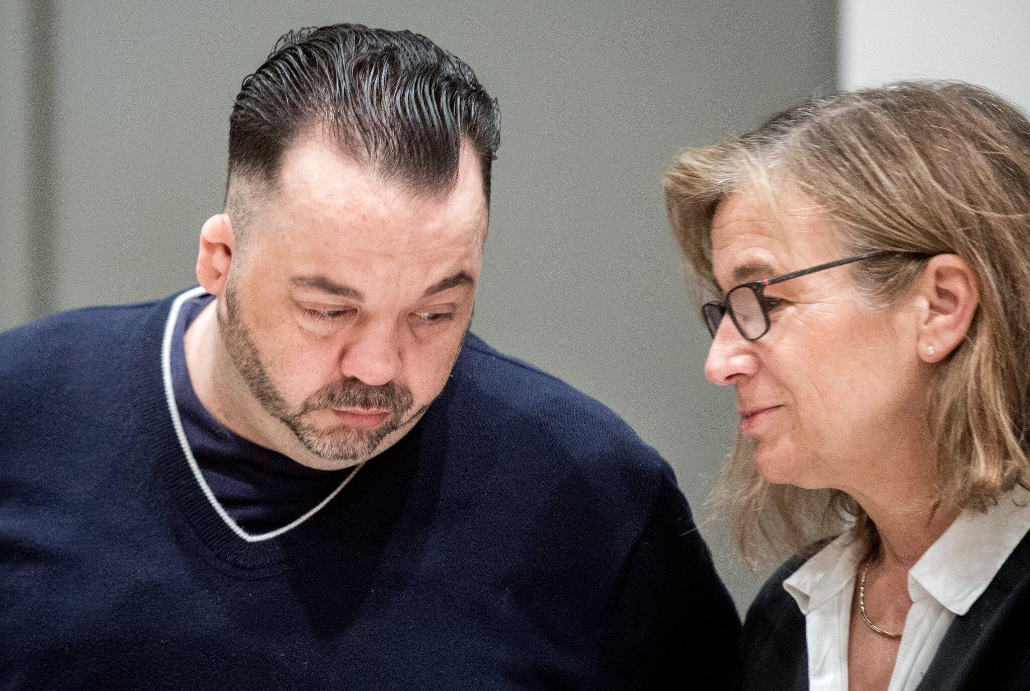 Bild zu Trial against patient murderer Högel