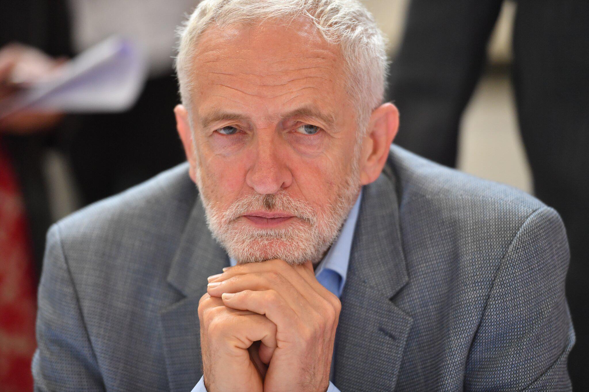 Bild zu Berichte: Corbyn will als vorübergehender Premier No Deal verhind