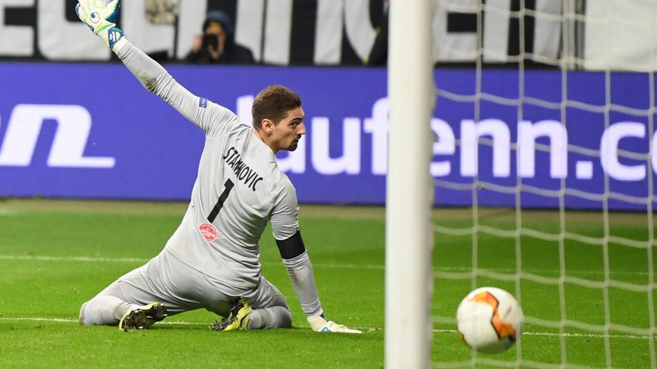 Eintracht Frankfurt - RB Salzburg