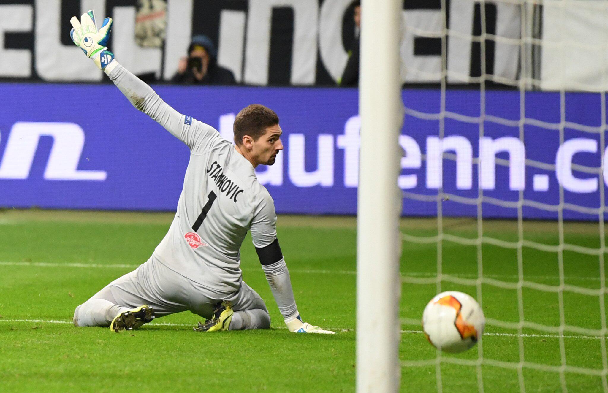 Bild zu Eintracht Frankfurt - RB Salzburg