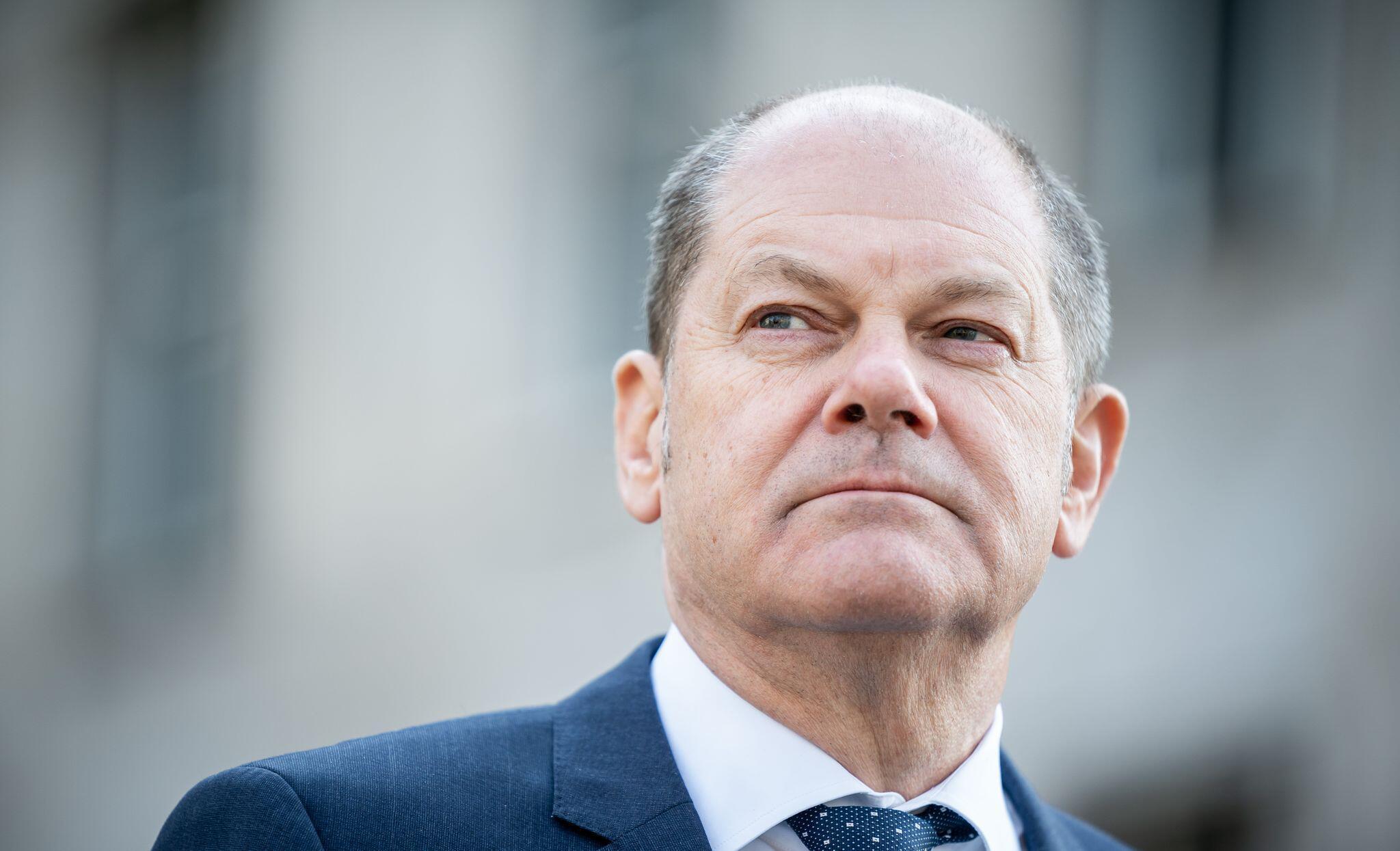 Bild zu Bundesfinanzminister Scholz