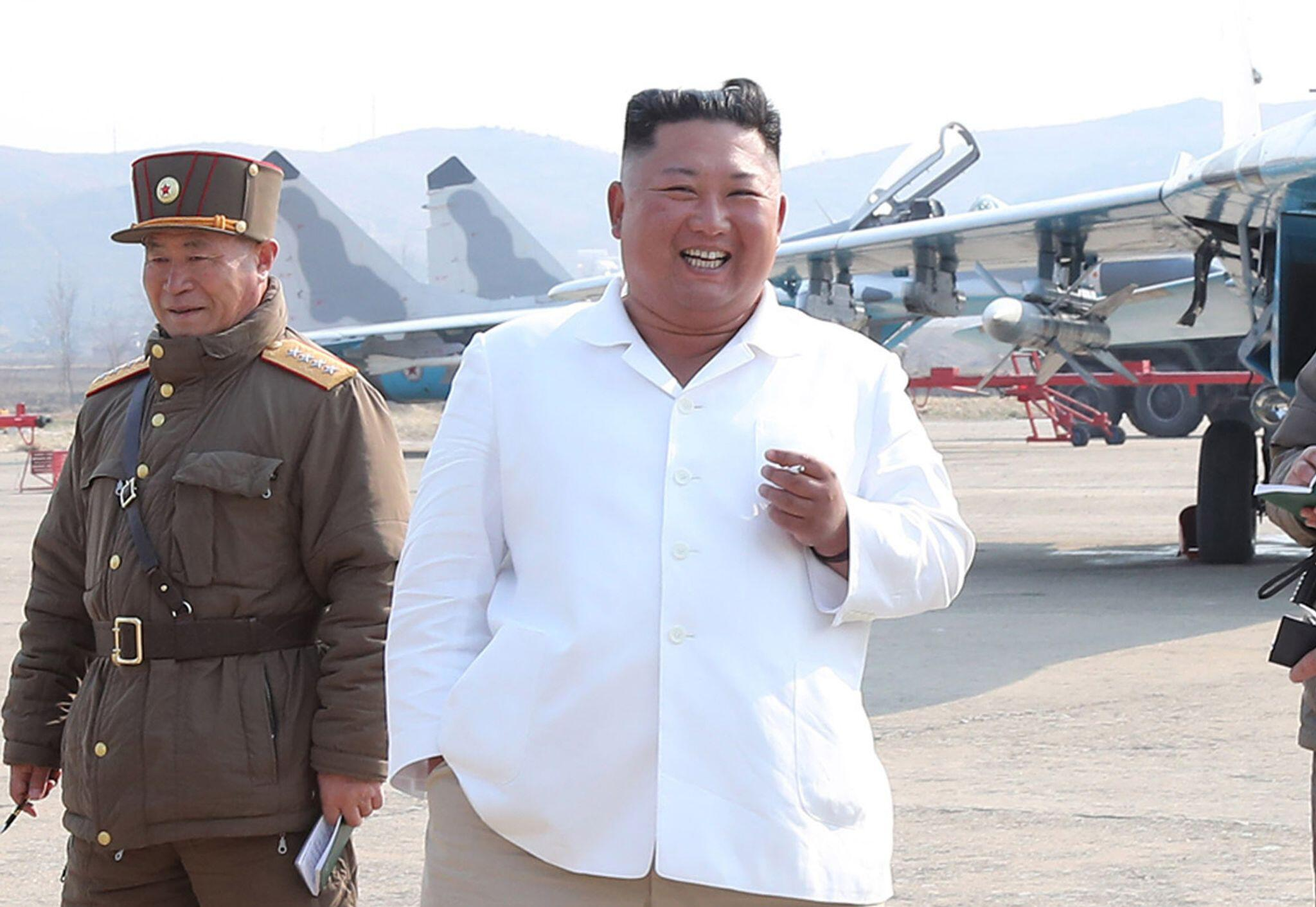 Bild zu Verwirrung um Gesundheitszustand des nordkoreanischen Machthaber