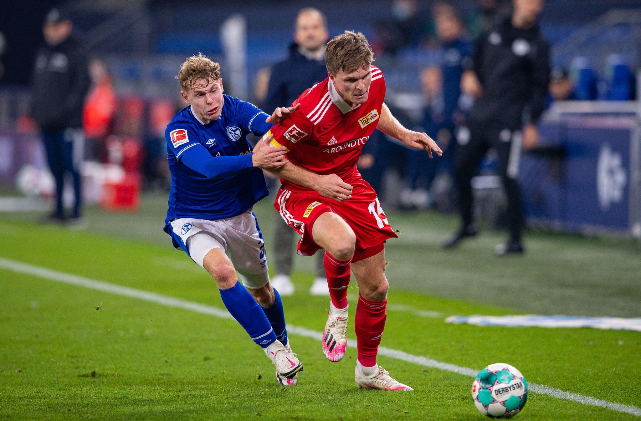 Bild zu FC Schalke 04 - 1. FC Union Berlin