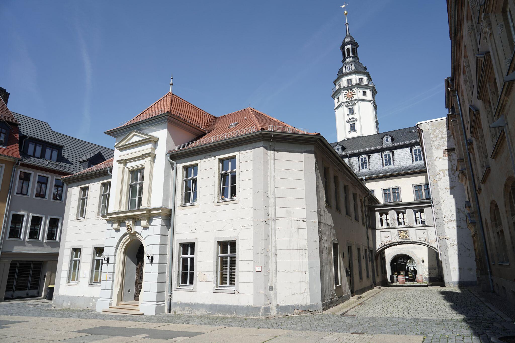 Bild zu Gera will Außenstandort des Deutschen Mobilitätszentrums werden