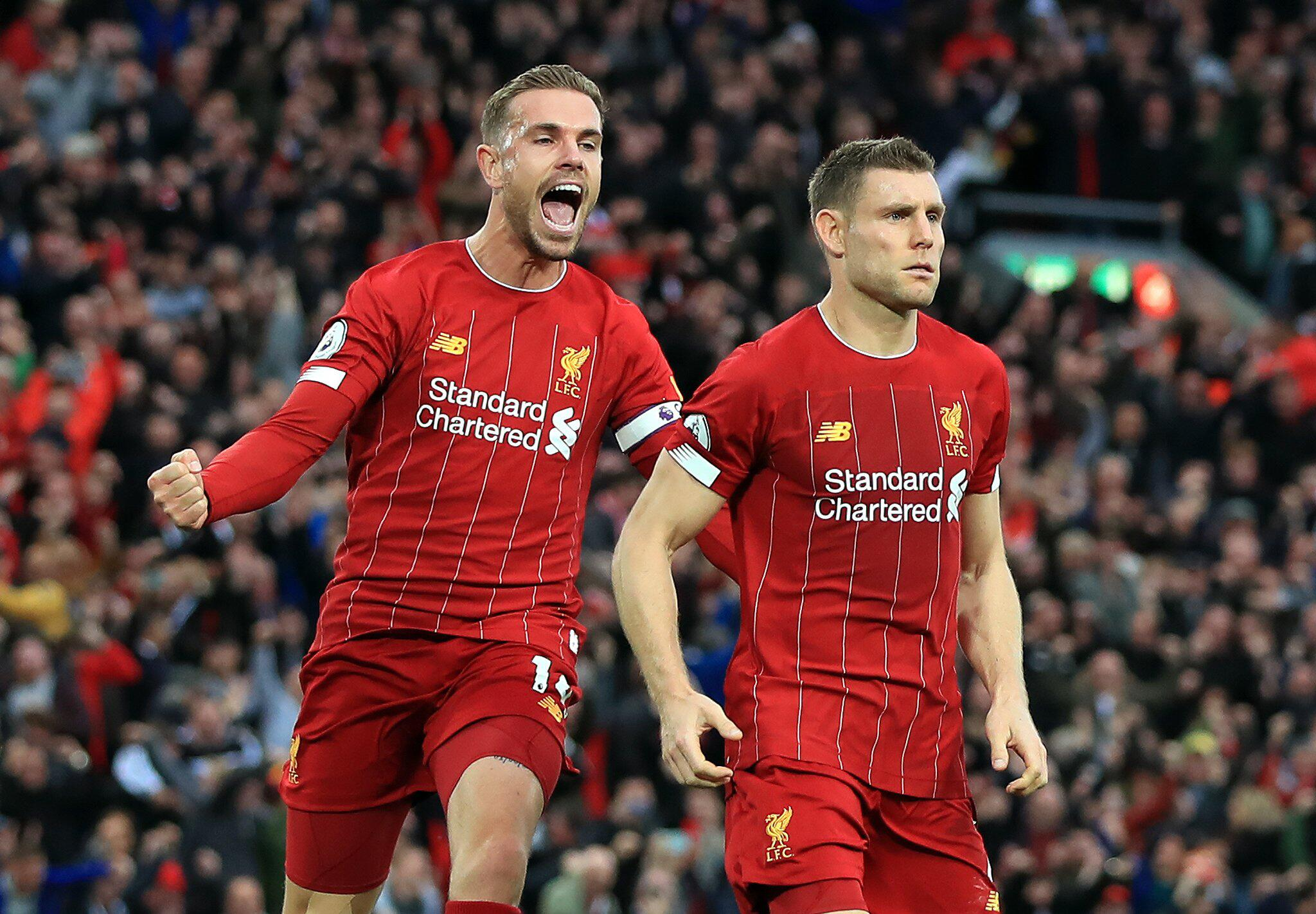 Bild zu FC Liverpool - Leicester City