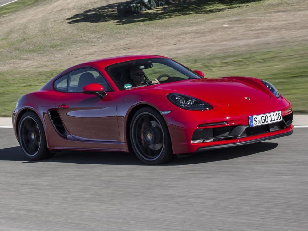 Bild zu Porsche 718 Cayman GTS