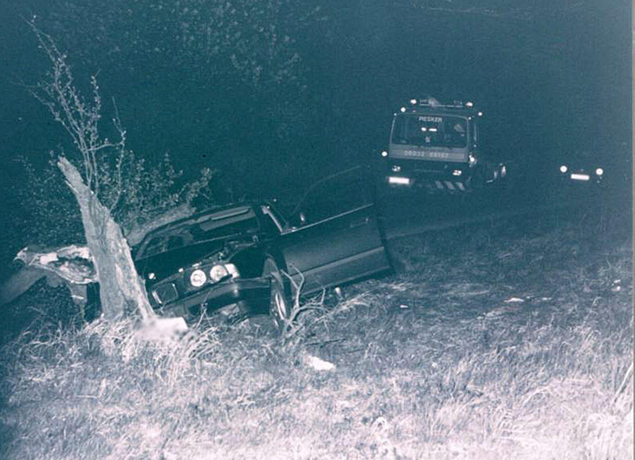 Bild zu ZDF-Sendung «Aktenzeichen XY.. ungelöst» - Autounfall