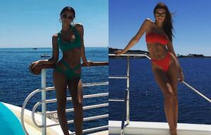 Die superheißen Bikini-Girls von Cannes