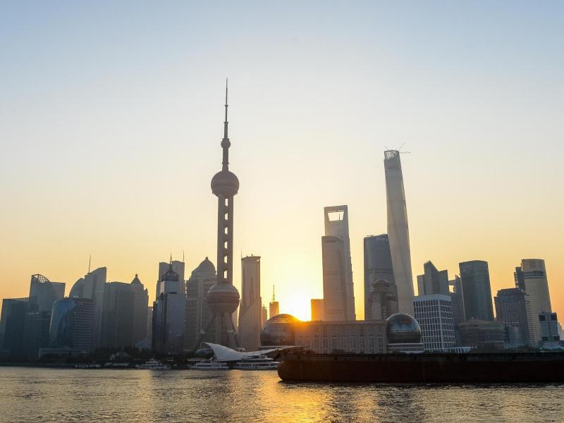 Bild zu Skyline von Shanghai