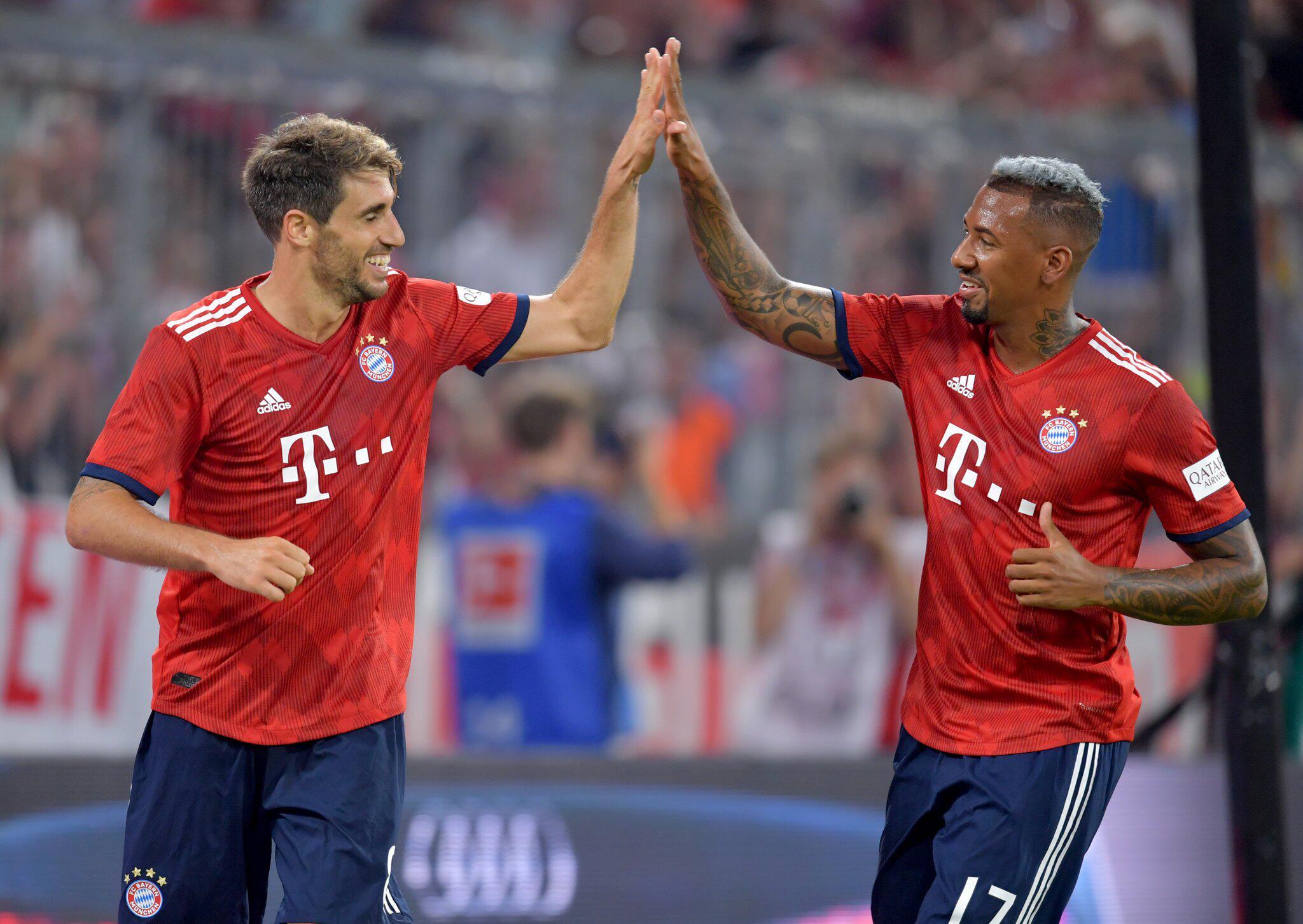 Bild zu Soccer Friendly -FC Bayern Munich vs Manchester United