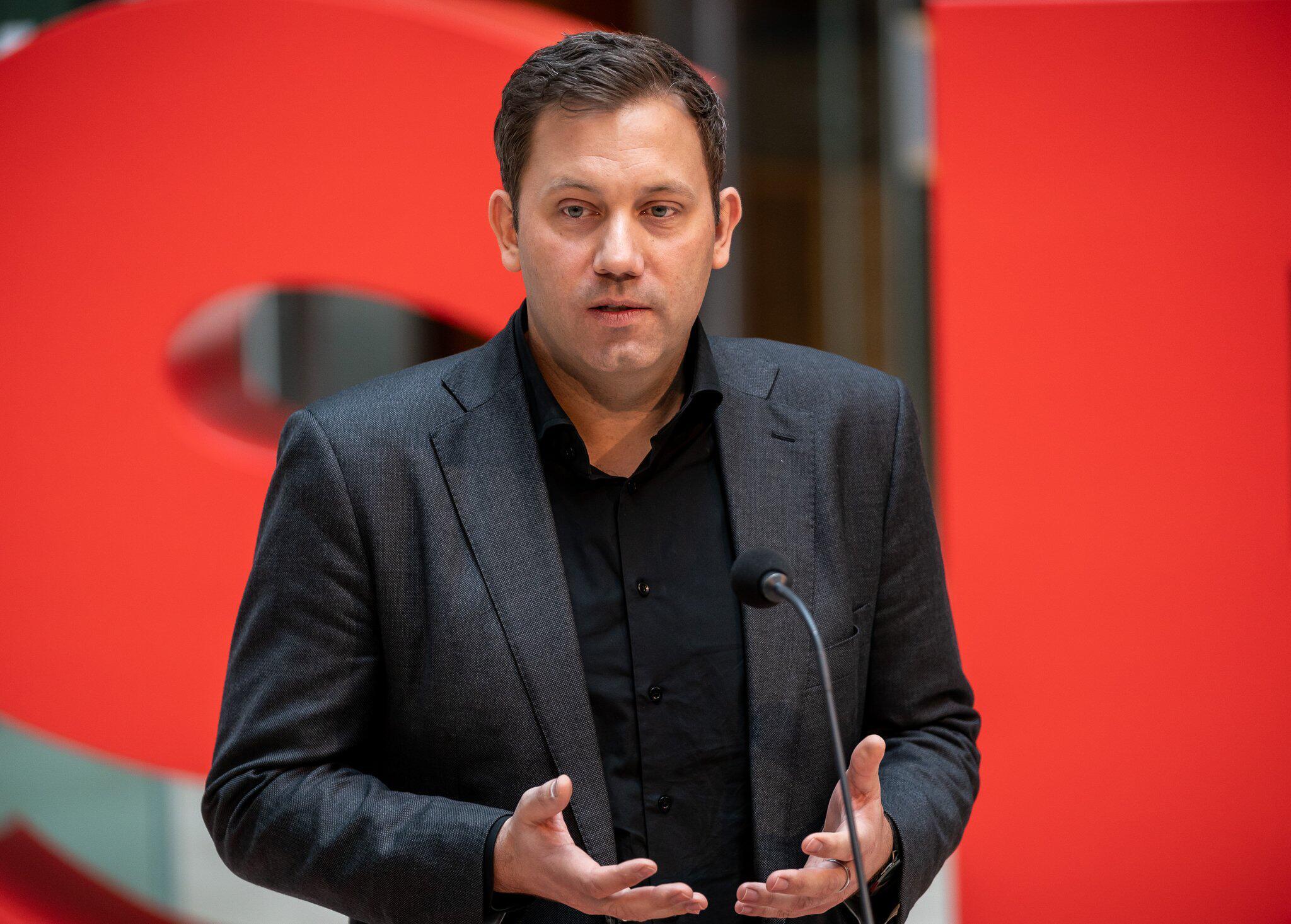 Bild zu SPD parliamentary group meeting in Berlin