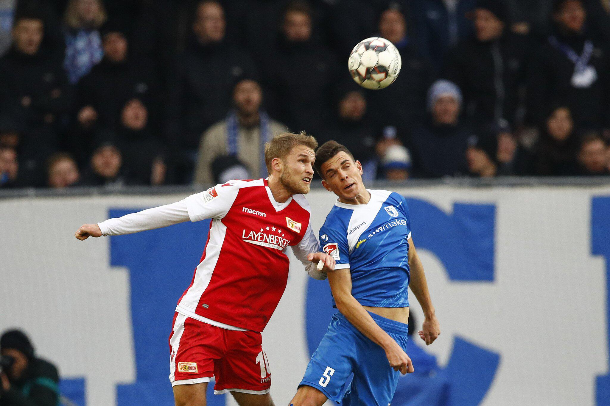 Bild zu 1. FC Magdeburg - 1. FC Union Berlin