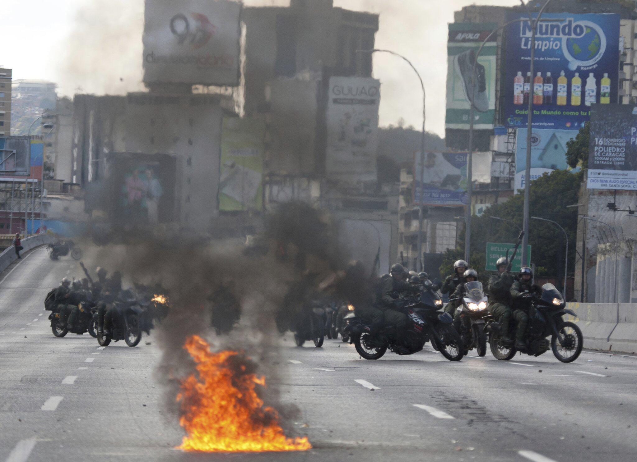 Bild zu Krise in Venezuela