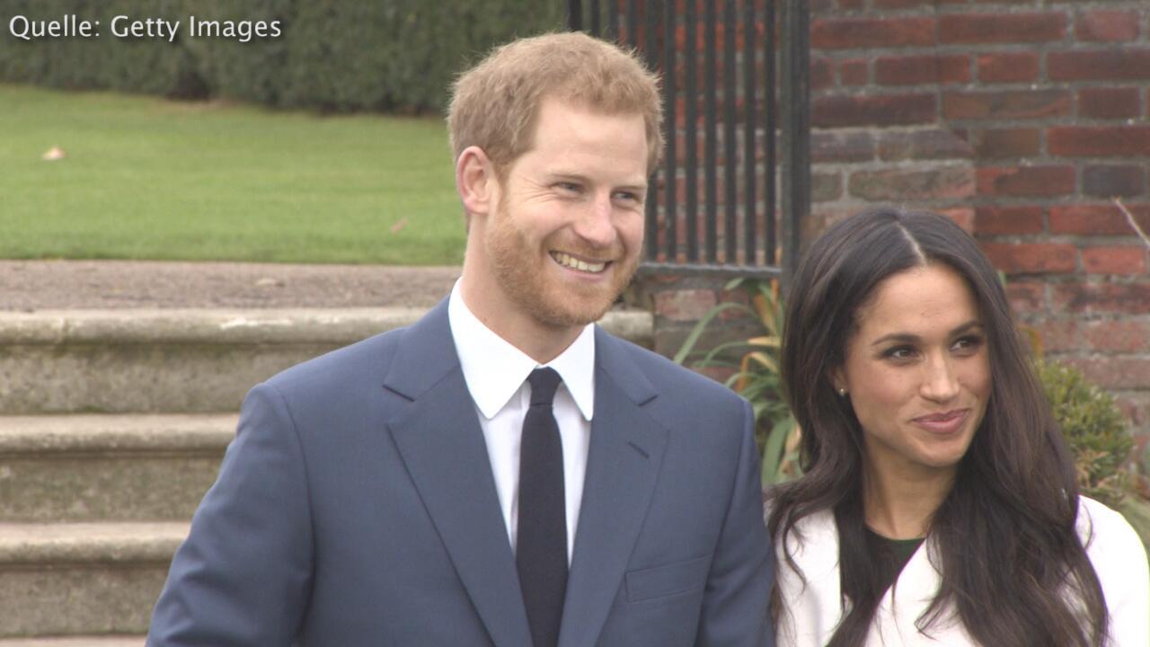 Bild zu Royale Verfilmung: Das sind Harry und Meghans TV Doubles