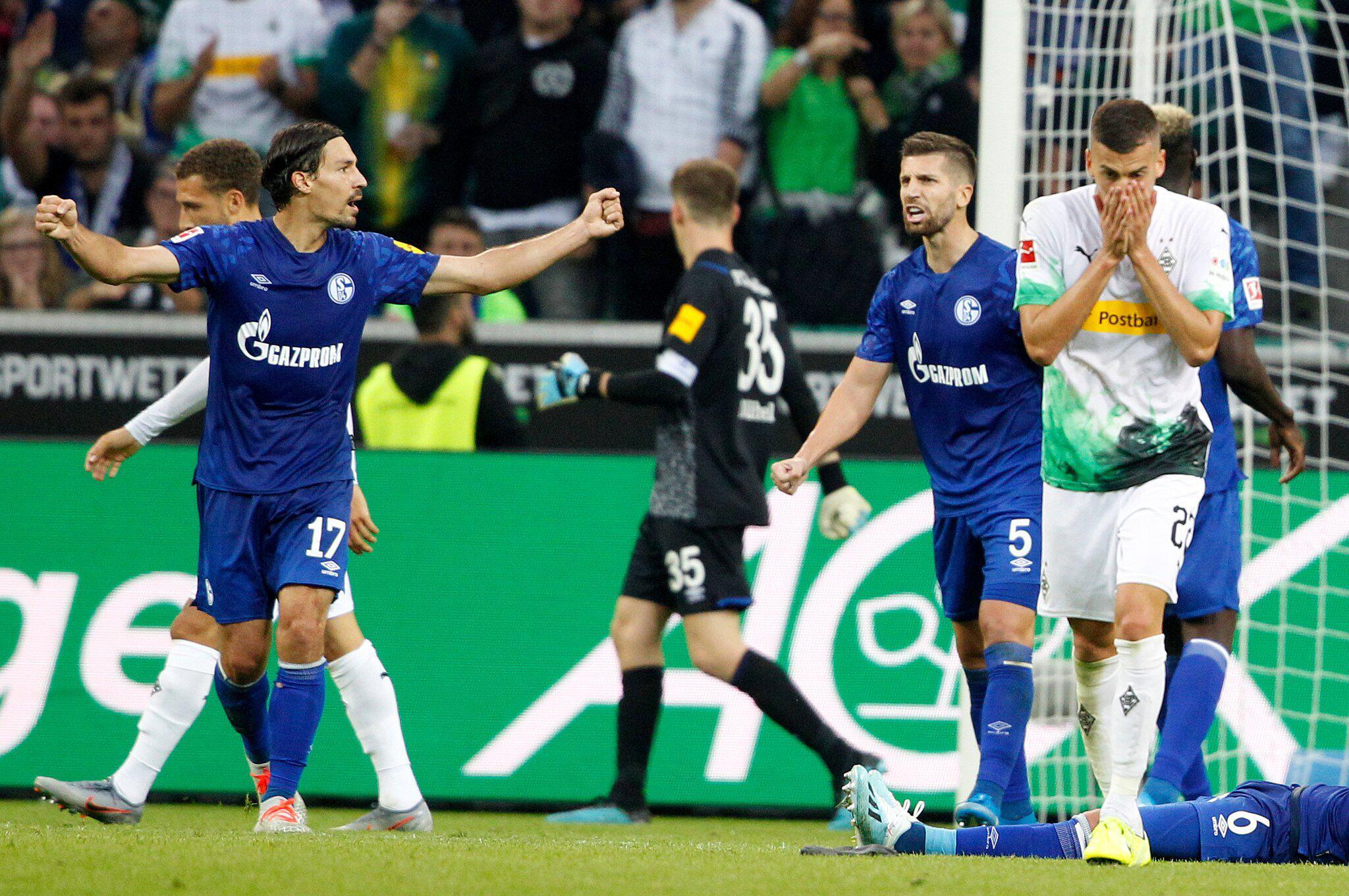 Bild zu Borussia Mönchengladbach - FC Schalke 04