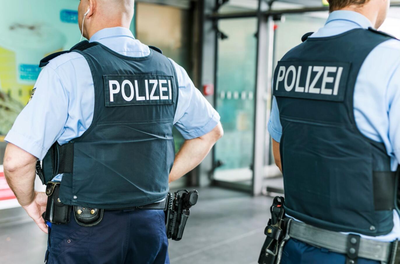 Bild zu Polizei