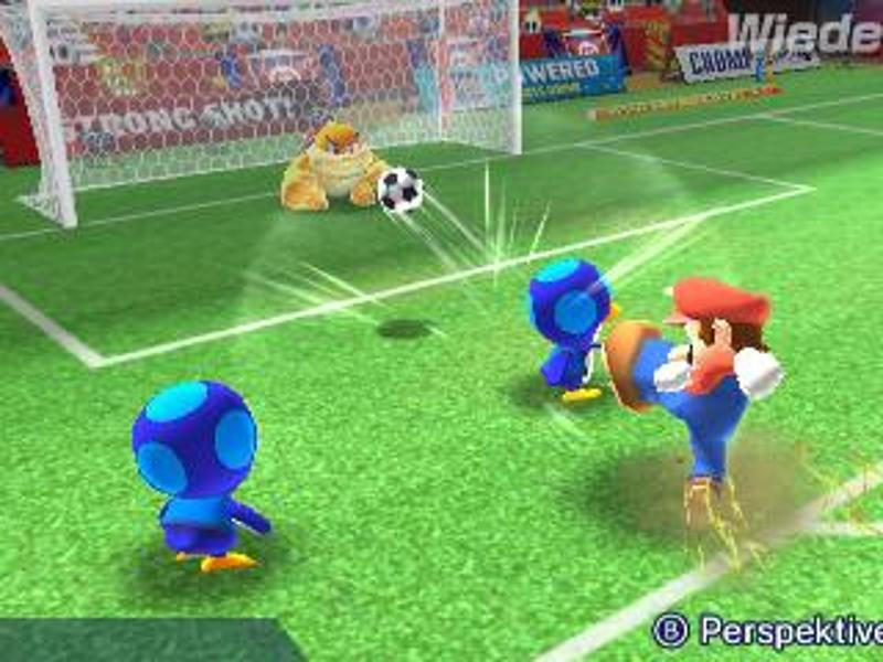 Bild zu Mario Sports: Superstars