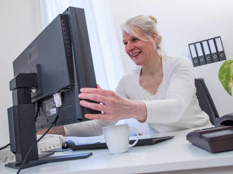Bild zu Lernen im Alter