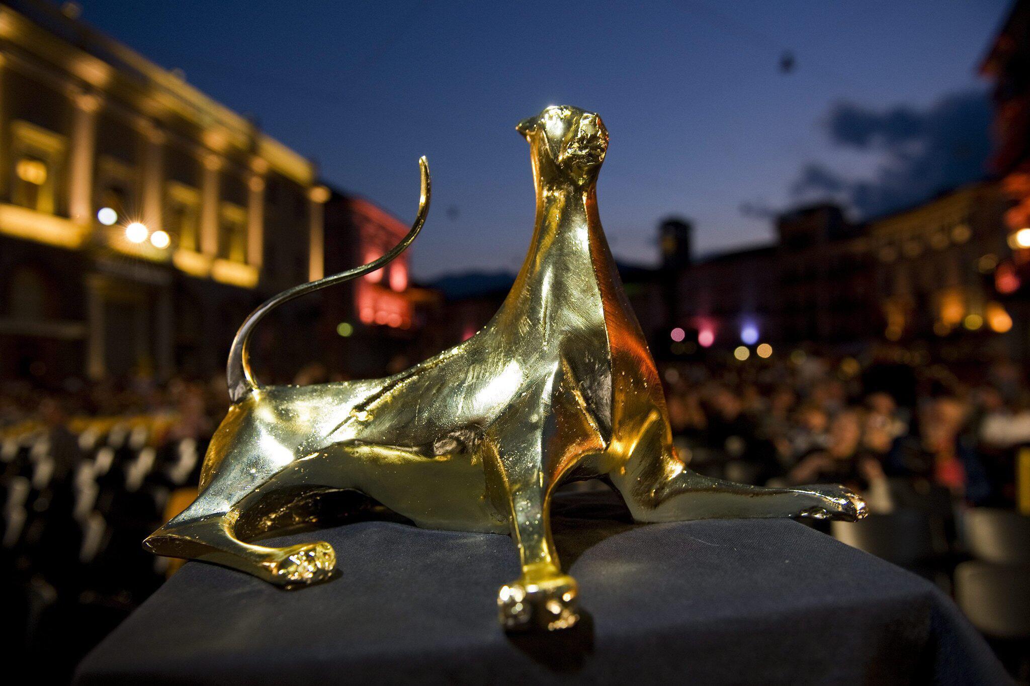 Bild zu Goldener Leopard des Filmfestivals von Locarno