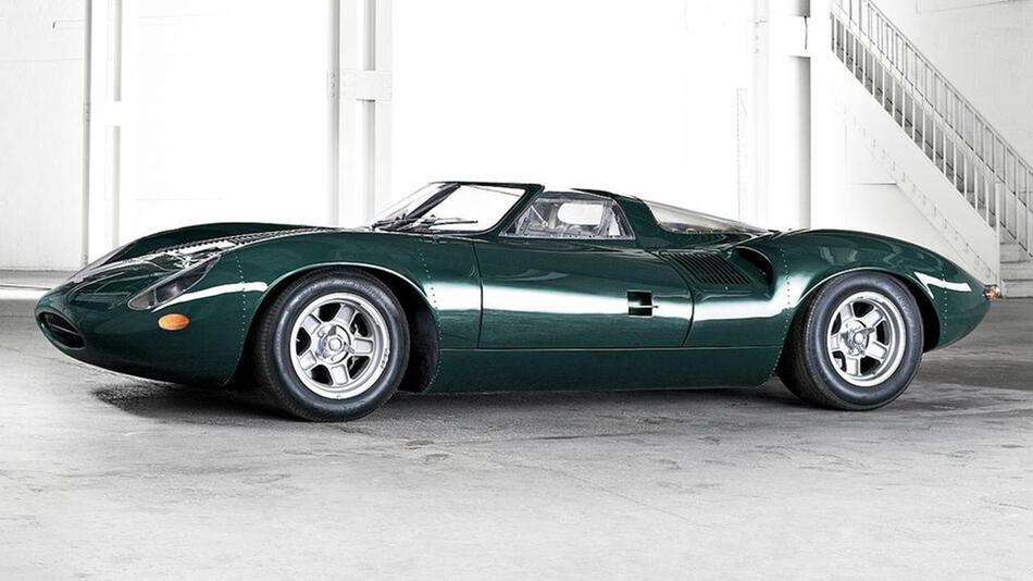 Jaguar XJ13 Le Mans