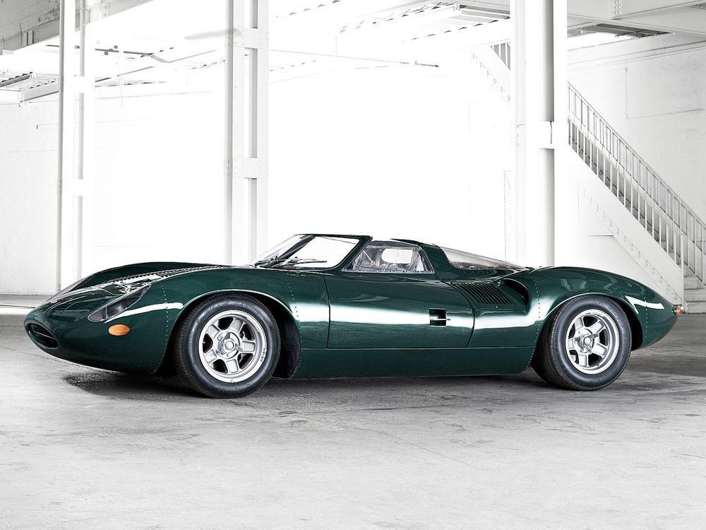 Bild zu Jaguar XJ13 Le Mans