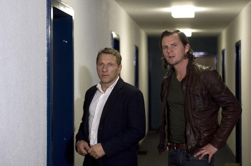 Bild zu Thorsten Lannert (Richy Müller, links) und Sebastian Bootz (Felix Klare) ticken unterschiedlich.