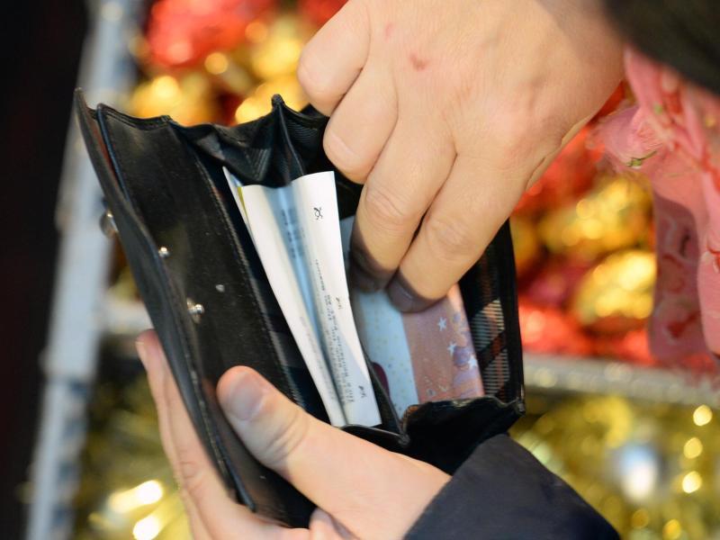 Bild zu Deutsche mögen Bargeld