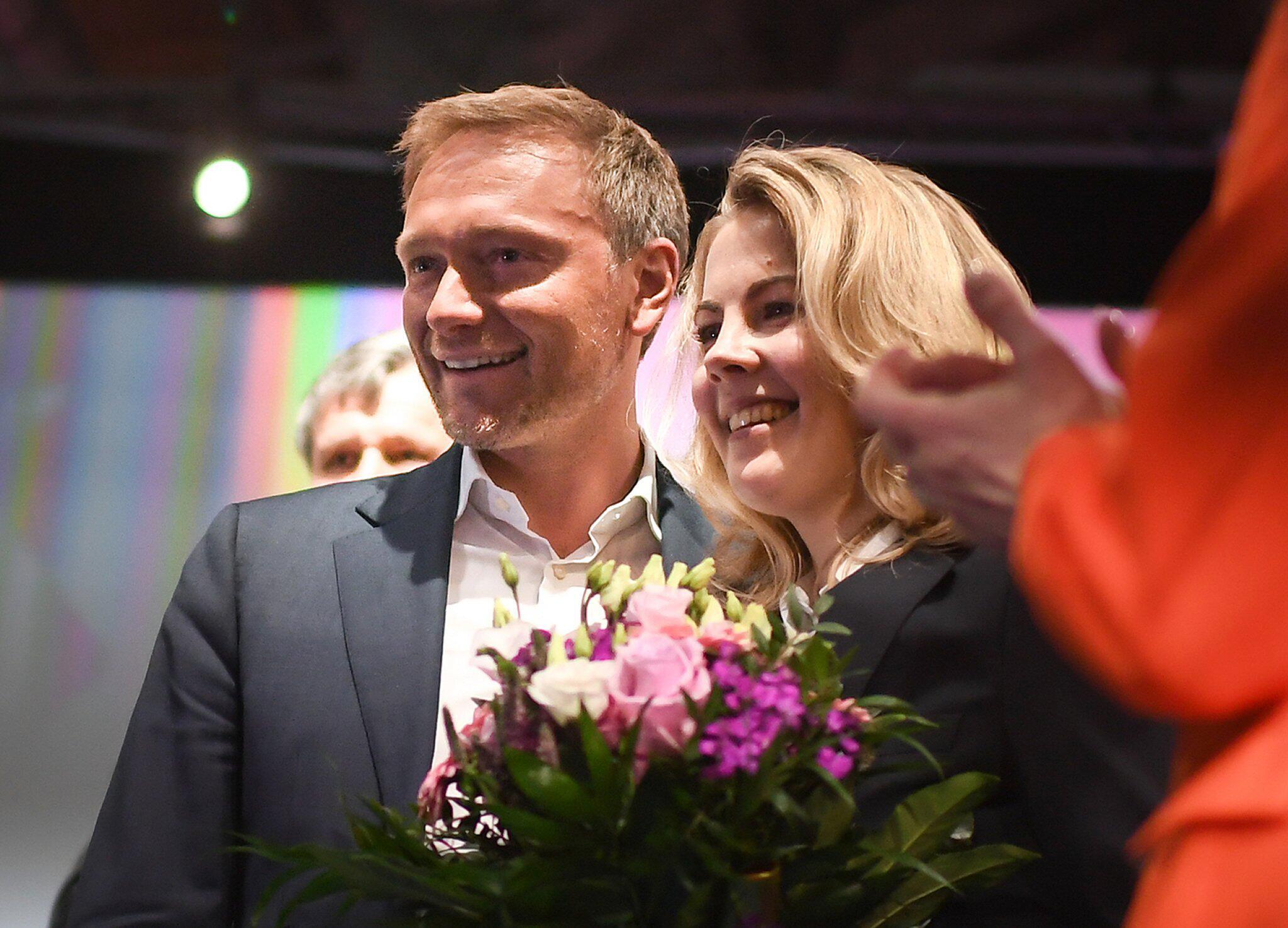 Bild zu FDP-Bundesparteitag