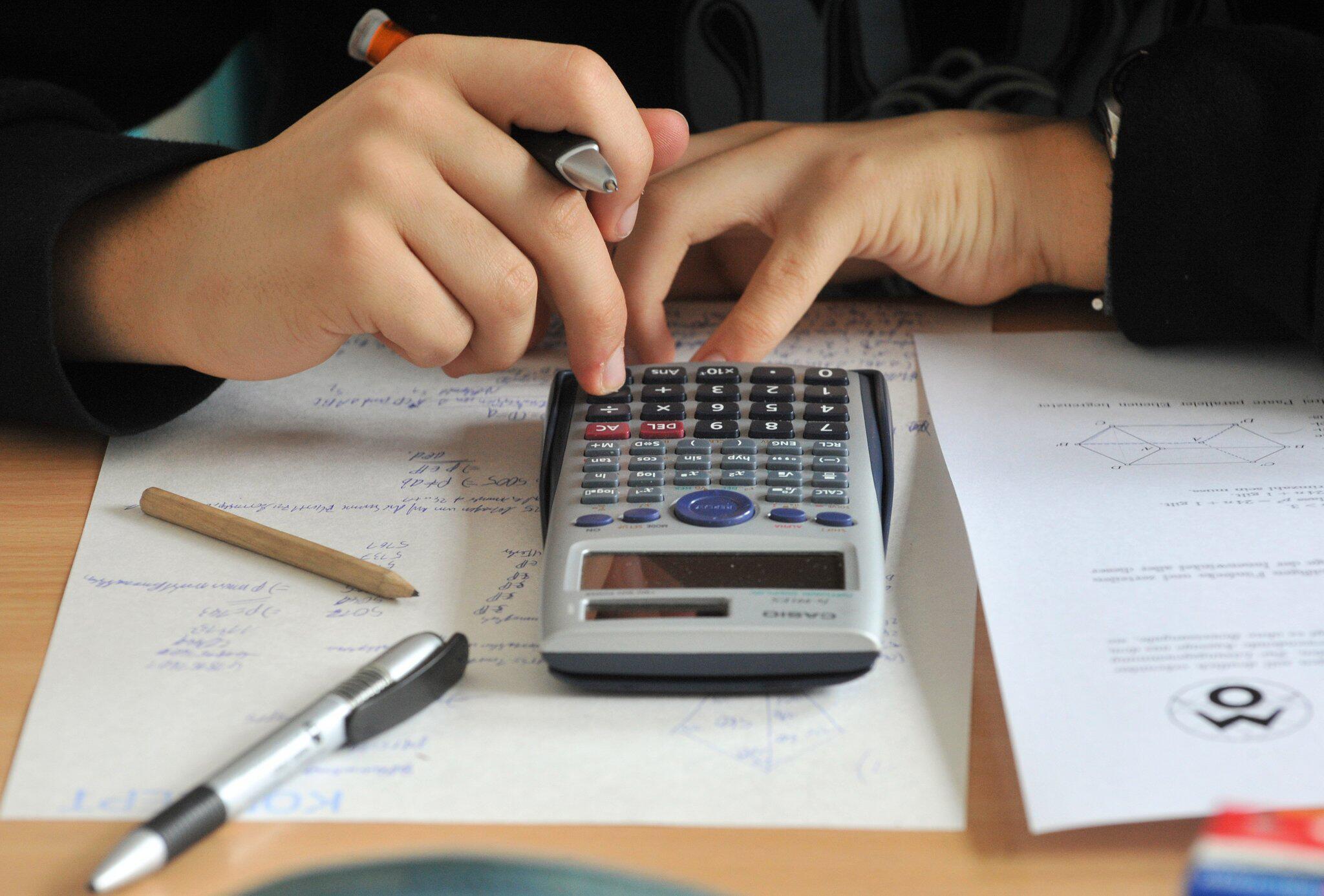 Bild zu Mathematik